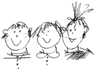 Logo Elternverband hörgeschädigter Kinder