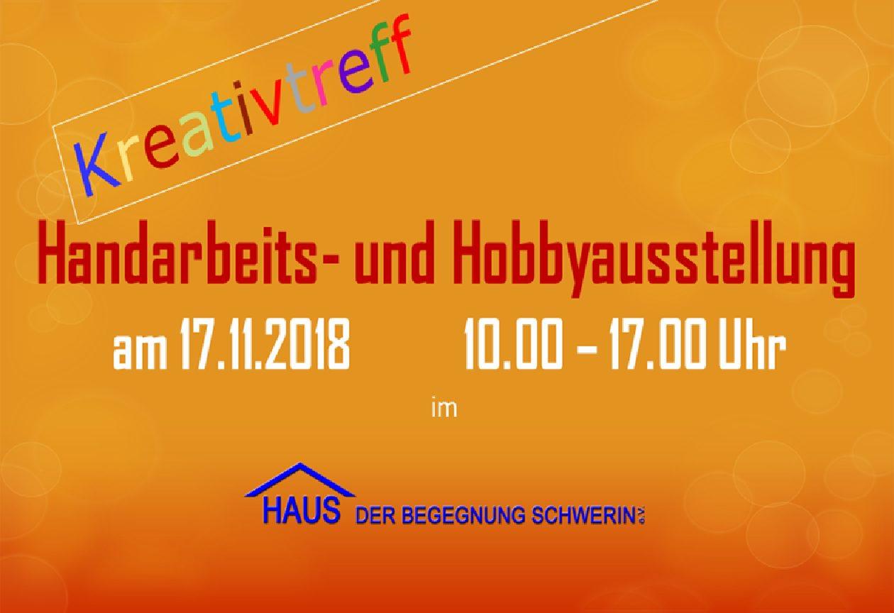 Hobbyausstellung 2018