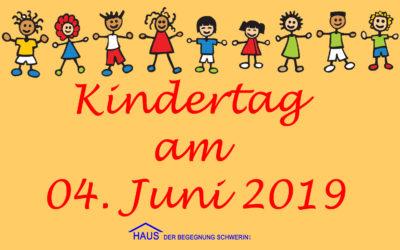 Kindertag im Haus der Begegnung Schwerin