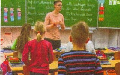 """SVZ vom 9. Juli 2019, Artikel: """"Mund zu, Ohren auf!"""""""