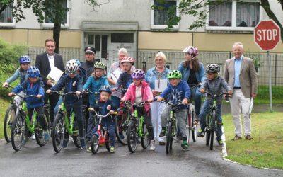 Fahrradspaß in der Ferienzeit